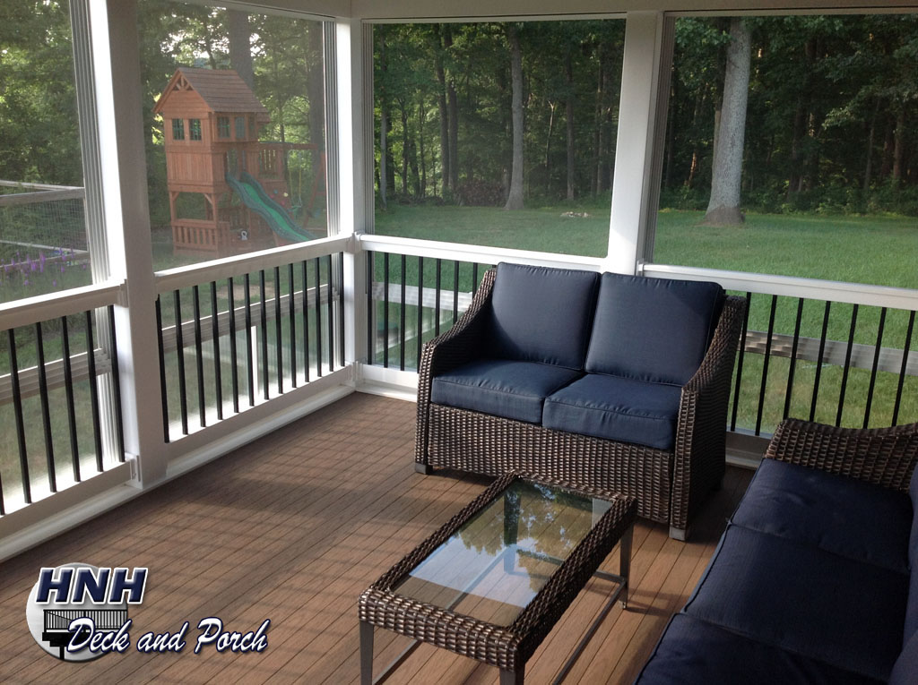 Eze Breeze Gallery Hnh Deck And Porch Llc 443 324 5217