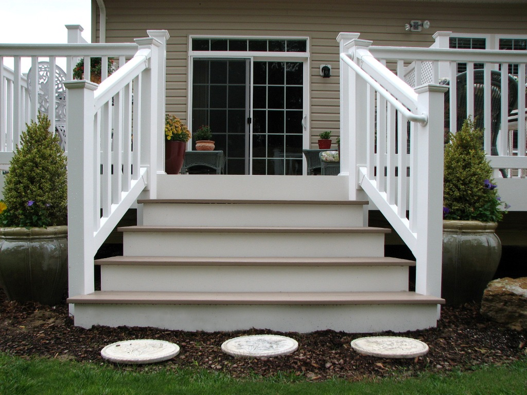 Deck Steps Gallery