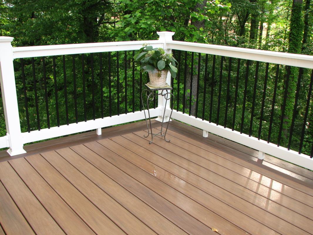 Deck Railing Gallery - HNH Deck and Porch, LLC 443-324-5217