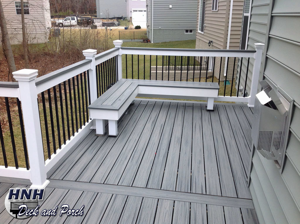 Deck Extras Gallery Hnh Deck And Porch Llc 443 324 5217