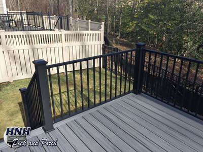 Decking Brands Gallery Hnh Deck And Porch Llc 443 324 5217