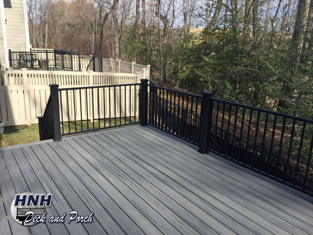 Trex Decking Colors >> Deck Flooring Gallery - HNH Deck and Porch, LLC 443-324-5217