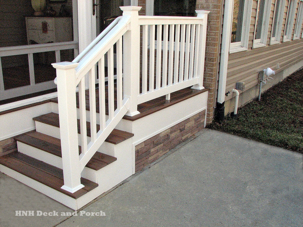 Genial HNH Deck And Porch, LLC 443 324 5217