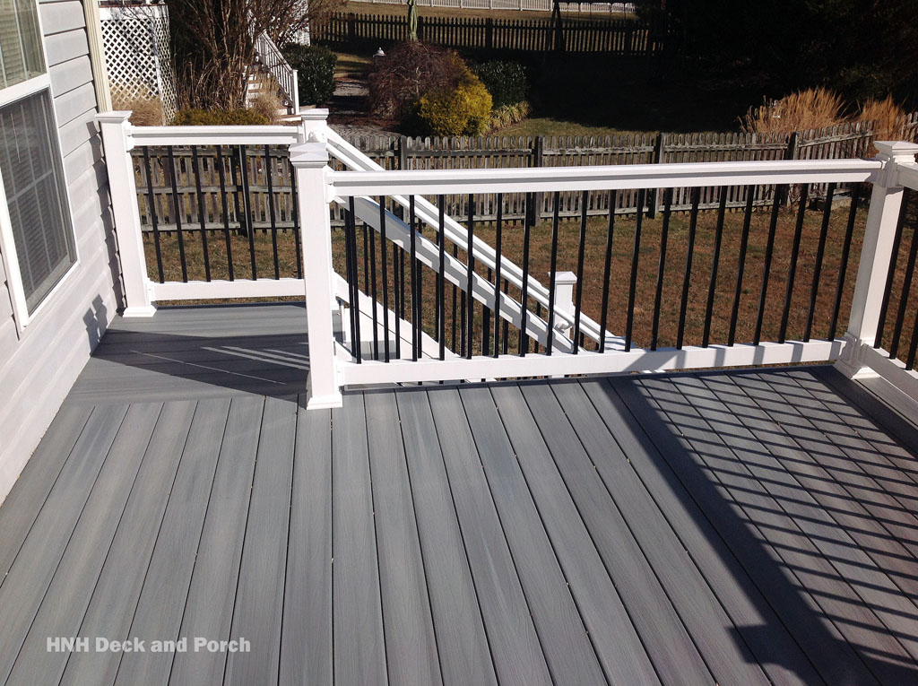 Deck Flooring Gallery Hnh And