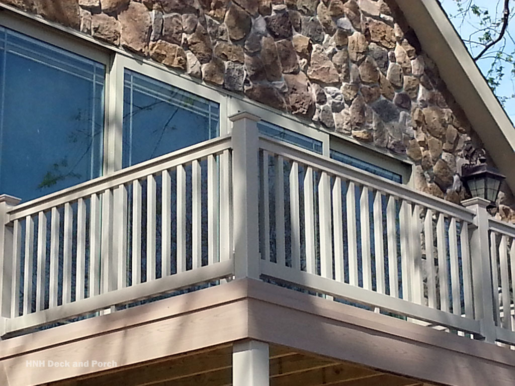 Deck Railing Gallery Hnh Deck And Porch Llc 443 324 5217